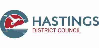 Logo of Hastings District Council