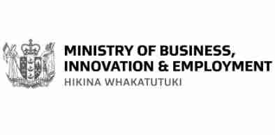 Logo of the Ministry of Business Innovation and Employment