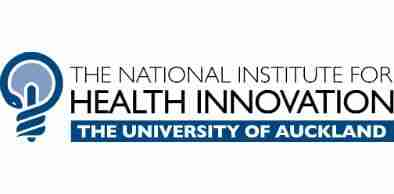 Logo of The National Institute for Health Innovation at The University of Auckland