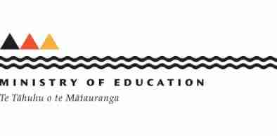 Logo of the Ministry of Education